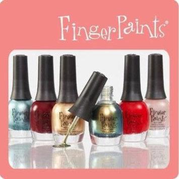 Lot of 10 Fingerpaints Fingernail Polish Full Size 10 Beautiful Colors