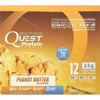 Quest Nutrition Protein Packets, Peanut Butter, 1.06 oz, 12 Piece