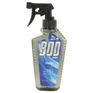 Bod Man Vapor for Men by Parfums De Coeur Body Spray 8 oz