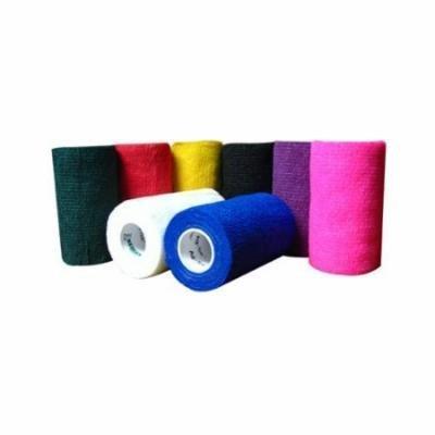 NEOGEN CORPORATION Vet Wrap Bandage, Blue, 4-In. x 5-Yds.