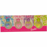 Barbie Variety Set-4 Piece Mini Variety With Barbie Model, Barbie Prin