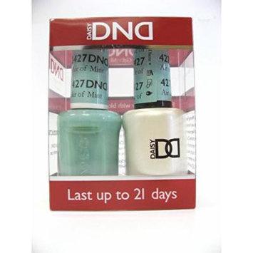 DND *Duo Gel* (Gel & Matching Polish) Spring Set 427 - Air of Mint