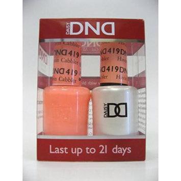 DND *Duo Gel* (Gel & Matching Polish) Spring Set 419 Haven Cabbler