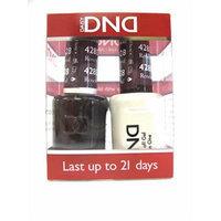 DND *Duo Gel* (Gel & Matching Polish) Fall Set 428 - Rosewood