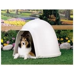 Doskocil Dogloo XT Igloo Dog House with Microban Large