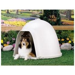 Doskocil Dogloo XT Igloo Dog House with Microban Large