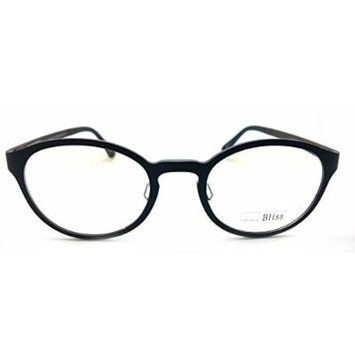 Bliss Prescription Eye Glasses Frame Ultem Super Light, Flexible 3004 C80