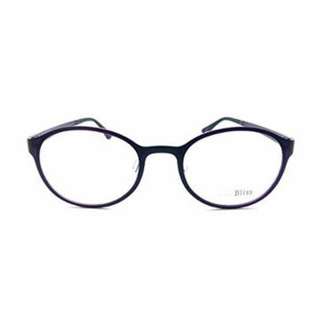 Bliss Prescription Eye Glasses Frame Ultem Super Light, Flexible 3002 C40C