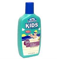 Coppertone Kids Travel Size Tear Free Lotion SPF 50 Sunscreen, 3 oz