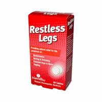 New - NatraBio Restless Legs - 60 Tablets