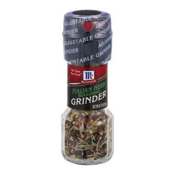 Mccormick Grinders Italian Herbs Grinder, .77 OZ (Pack of 6)