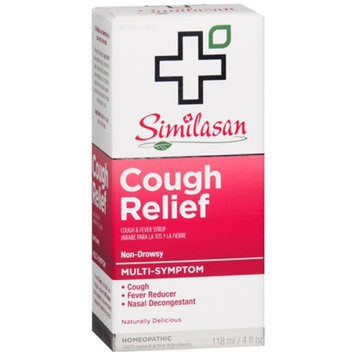 Similasan Cough Relief Syrup, 4 fl oz