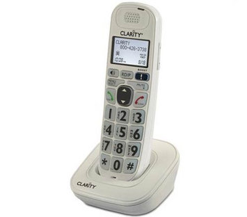 Clarity D704HS 52704.000 Spare Handset For D704 Series