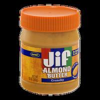 Jif Almond Butter Crunchy