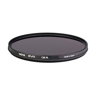 Hoya 72mm EVO Circular Polarizer Filter