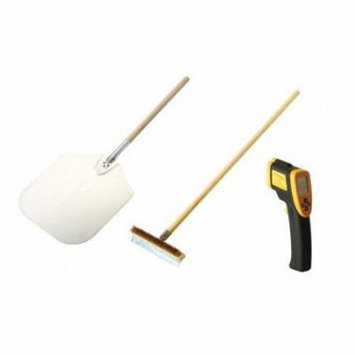 Bull Outdoor Products 3 Piece Homeowner's Pizza Tool Set