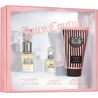 Juicy Couture for Women Fragrance Gift Set, 3 pc