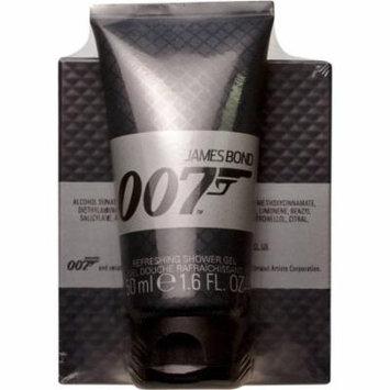 James Bond 007 Refreshing Shower Gel, 1.6 fl oz