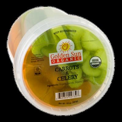 Golden Sun Organic Carrots & Celery