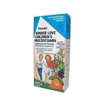 Salus Haus Kinder Love Children's Multivitamin 17-Ounces