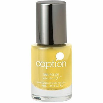 Caption Nail Polish in Get Happy Fast .34 oz