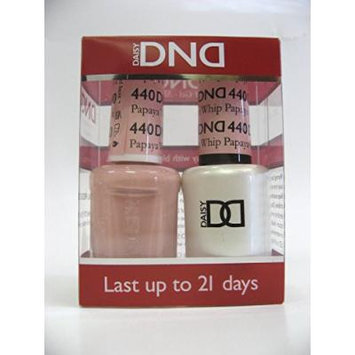 DND *Duo Gel* (Gel & Matching Polish) Spring Set 440 - Papaya Whip