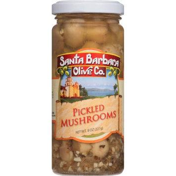 Krinos Santa Barbara Olive Co. Pickled Mushrooms, 8 oz