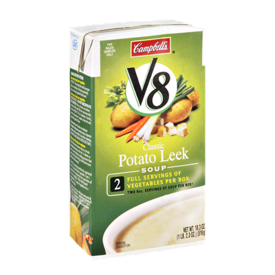 V8® Classic Potato Leek Soup