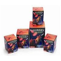 Fluker Labs SFK22807 100Watt Red Night Basking Spot Lamp