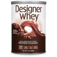 Designer Whey Double Chocolate Protein Powder