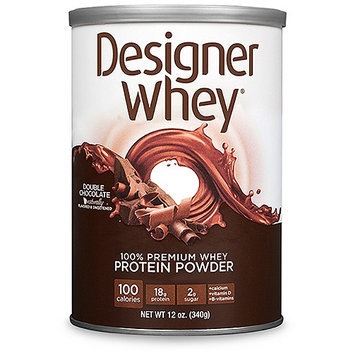 Designer Whey Double Chocolate Protein Powder