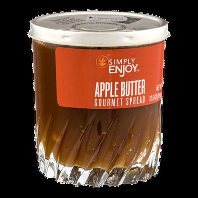 Simply Enjoy Apple Butter Gourmet Spread