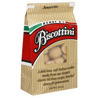 Kenny B's Biscottini, Amaretto, 10-Ounce (Pack of 3)