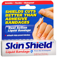 Skin Shield Liquid Bandage, .45 fl oz