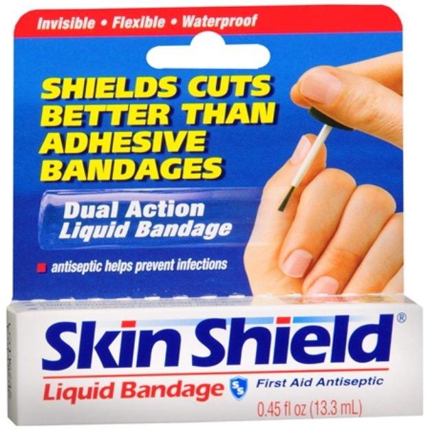 Skin Shield Liquid Bandage, .45 fl oz