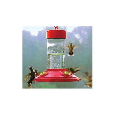 Songbird Essentials Dr. Jb's 16 Oz Clean Hummingbird Feeder (all Red