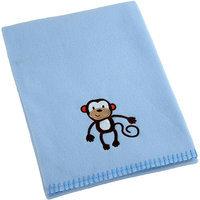 Garanimals Boys' Embroidered Fleece Blanket