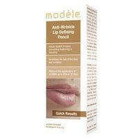 Modele Anti-Wrinkle Lip Defining Pencil (includes sharpener)