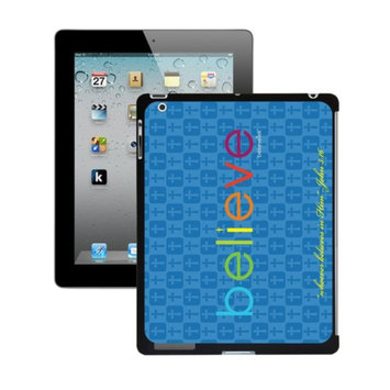 Believetek Believe Blue iPad2 and New Case