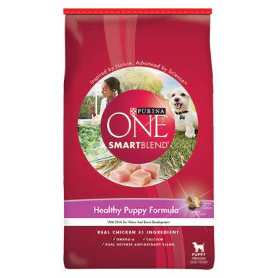 Purina One Purina ONEA SMARTBLENDA Healthy Puppy Food