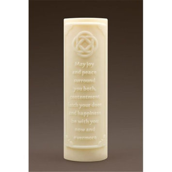 Ceremonial Candles Celtic Blessing Unity Candle