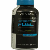 Twinlab Ripped Fuel Extended Release Fat Burning Formula