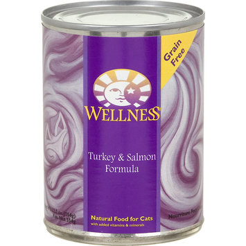 Old Mother Hubbard Wellness Turkey & Salmon Formula Canned Cat Food (12/12.5-oz cans)
