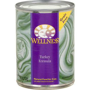 Old Mother Hubbard Wellness Turkey Formula Canned Cat Food (12/12.5-oz cans)