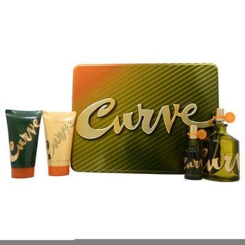 Curve by Liz Claiborne for Men - 4 Pc Gift Set