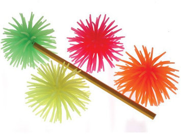 US Toy Company 2215 Puffer Ball Pencil Tops