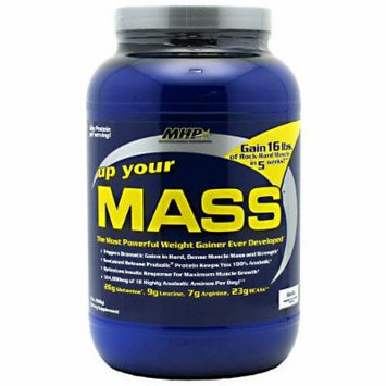Up Your Mass By MHP, Vanilla 2lb
