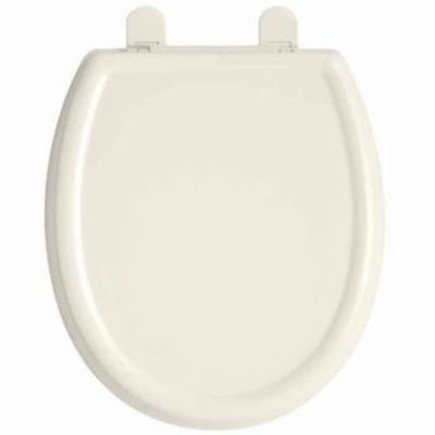 American Standard 5350.110.020 Cadet 3 Slow Close Elongated Front Seat and Cover with Everclean Surface, Available in Various Colors
