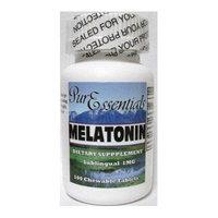 Pure Essentials Melatonin 100 Tablets 3mg