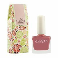 Alloya Natural Non Toxic Nail Polish, Water Based, 020 High heels for June